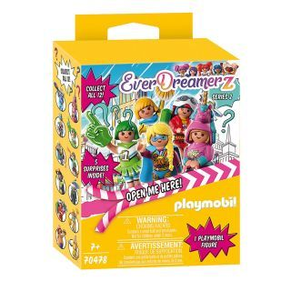 Playmobil 70478 EverDreamerz Surprise Box Comic World