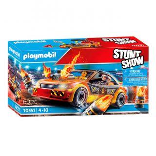Playmobil 70551 Stunt Show Crashcar