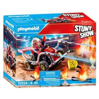 Playmobil 70554 Stunt show Fire brigade
