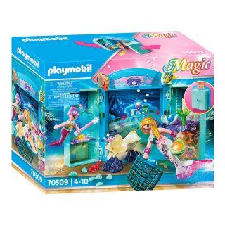 Playmobil 70509 Playbox Mermaids