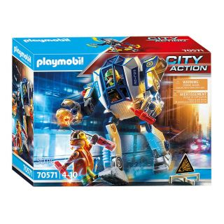 Playmobil 70571 Police Robots Special Forces