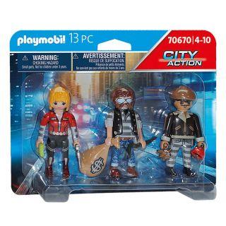 Playmobil 70670 Figure set Crooks