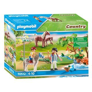Playmobil 70512 Happy Pony Journey