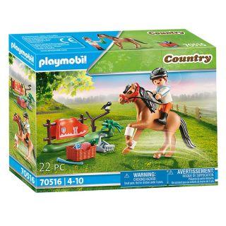 Playmobil 70516 Collector's pony Connemara
