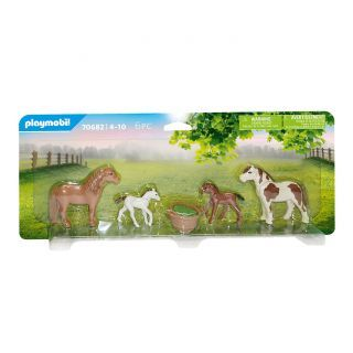 Playmobil 70682 Ponies with Foals