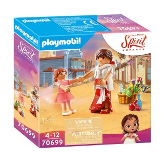 Playmobil Spirit 70699 Young Lucky & Milagro