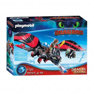 Playmobil Dragons 70727 Hiccup and Toothless