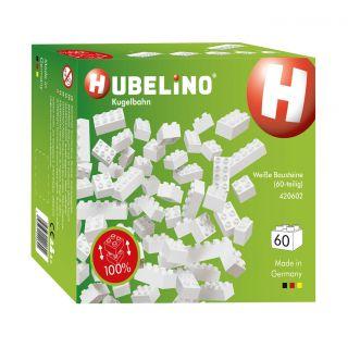 Hubelino Building blocks White, 60 pcs.