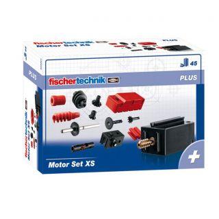 Fischertechnik Plus-Motor Set XS, 45dlg.