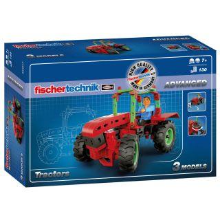 Fischertechnik Advanced-tractor, 130dlg.