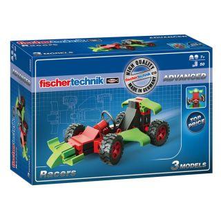Fischertechnik Advanced - Racing vehicles, 50dlg.
