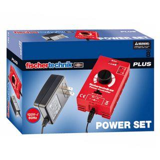 Fischertechnik Plus - Power Set Safety Transformer 120