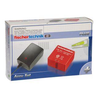 Fischertechnik Plus - Battery Set 110V