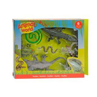 Reptiles Giftbox, 6pcs.