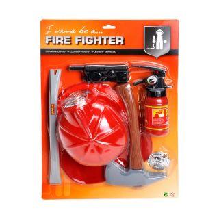 Fire Department Playset de Luxe