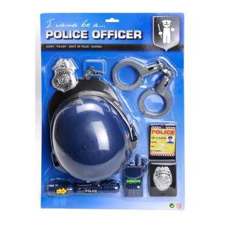 Police Playset de Luxe
