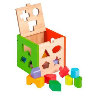 Jouéco Wooden Forms Salas