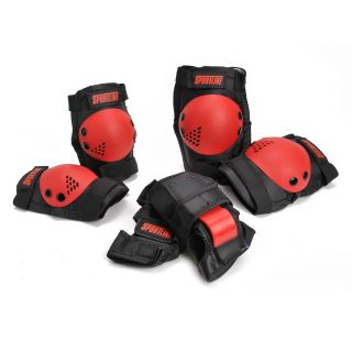 Sports Active Protection Set Red, size XS