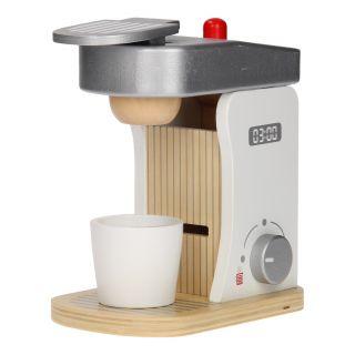 Jouéco Wooden Coffee Maker with Accessories