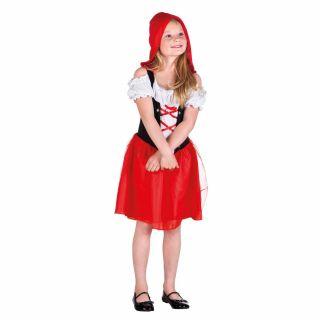 Children's costume Little Red Riding Hood - S
