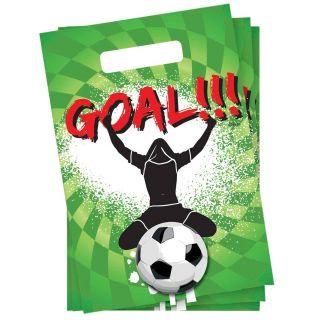 Portion bags Goal, 6pcs.