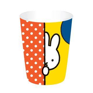 Miffy Beakers, 8pcs.
