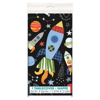 Space cover tablecloth