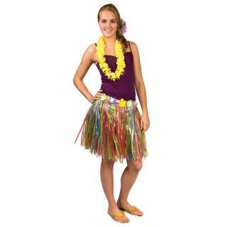 Hawaii Skirt Multi colors (45 Cm)