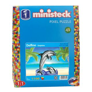 Ministeck Dolphins, 1100st.