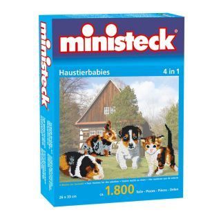 Ministeck Pets, 1800st.