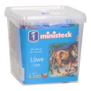 Ministeck Lion XXL Bucket, 4400 pcs.