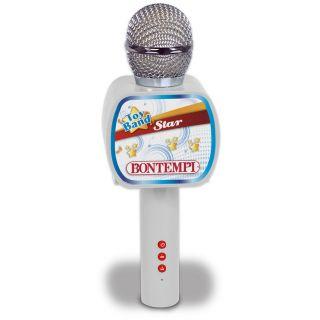 Bontempi Wireless Karaoke Microphone