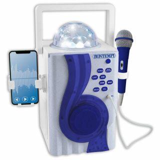 Bontempi Bluetooth Karaoke Boom Box