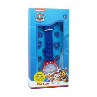 Paw Patrol Watch with Rubber Strap