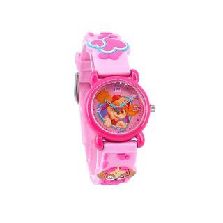 Paw Patrol Watch 3D Pink