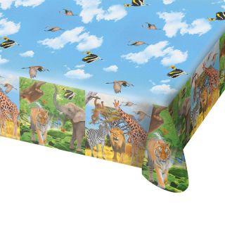 Safari Table Cloth