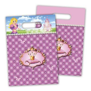 Princess Portion bags, 6pcs.