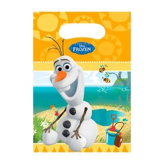 Disney Frozen Olaf Portion pouches, 6pcs.