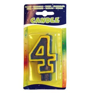 Candles Fun-4 years