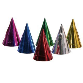 Party hats, 6pcs.