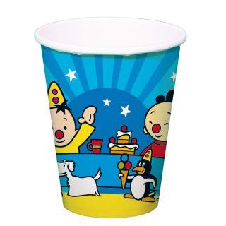 Bumba cups, 8pcs.