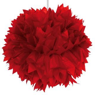 Red Pompom