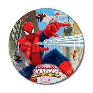 Signs Spiderman, 8pcs.