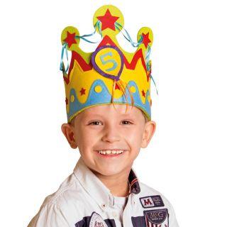 Crown Dust Ages 1-5 Boy