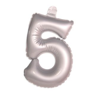 Inflatable Figure 5 Silver