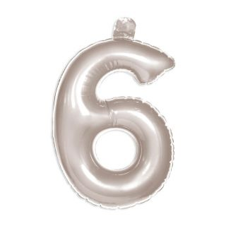 Inflatable Figure 6 Silver