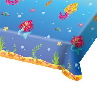 Tablecloth Mermaid