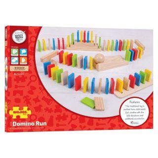 Wooden Domino, 108dlg.