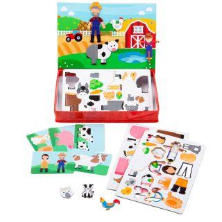 Mag-Play Magnet set - Farm