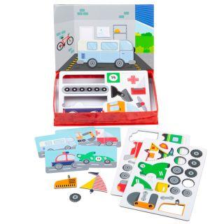 Mag-Play Magnet Set - Mechanic